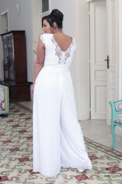 Plus size wedding gowns 2016 orit (2)