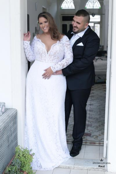 Plus size wedding gowns 2016 reut (1)