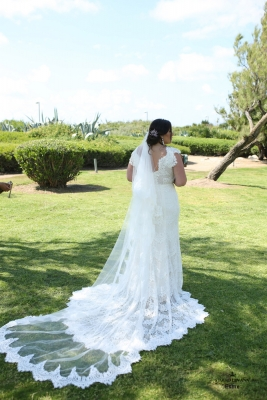 Plus size boho wedding dress Esme-(2)
