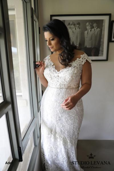 Plus size wedding gowns 2018 Adel (5)