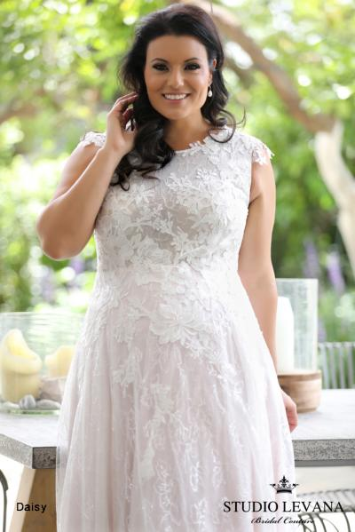 Plus size wedding gowns 2018 Daisy (3)