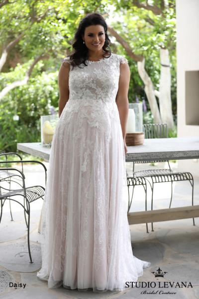 Plus size wedding gowns 2018 Daisy (4)