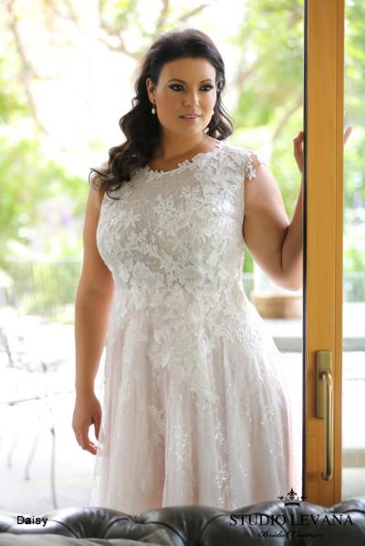 Plus size wedding gowns 2018 Daisy (5)