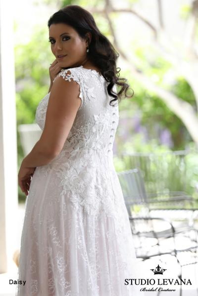 Plus size wedding gowns 2018 Daisy (6)