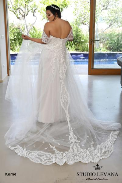Plus size wedding gowns 2018 Kerrie (5)