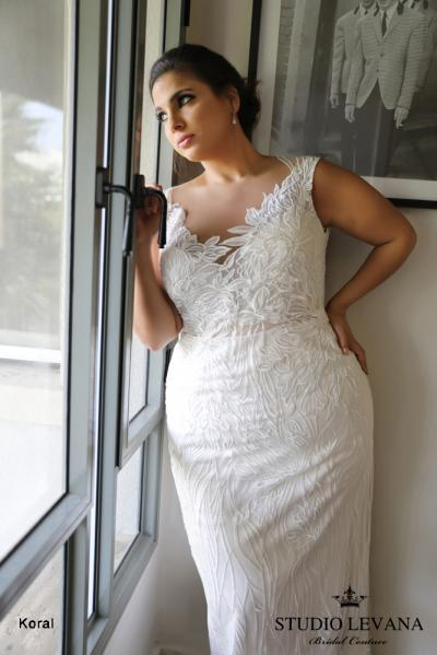 Plus size wedding gowns 2018 Koral (3)