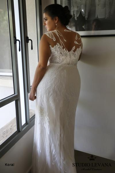 Plus size wedding gowns 2018 Koral (4)