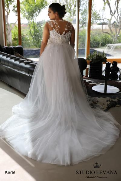Plus size wedding gowns 2018 Koral (6)