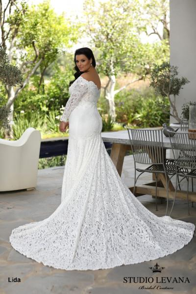 Plus size wedding gowns 2018 Lida (4)