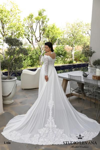 Plus size wedding gowns 2018 Lida (6)