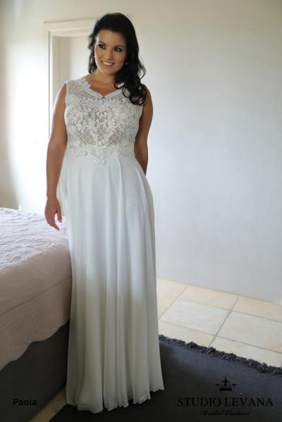 Plus size wedding gowns 2018 Paola (6)