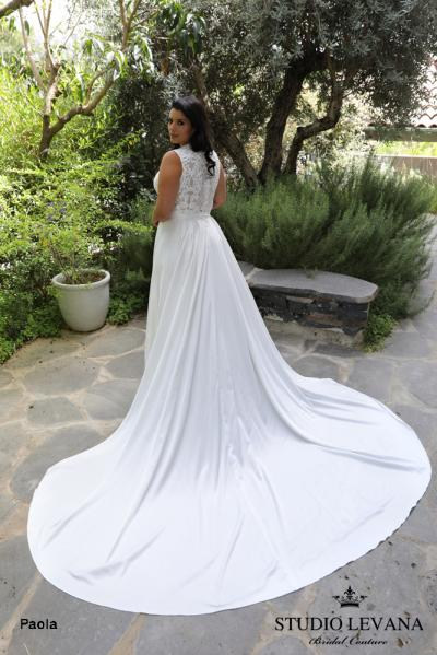 Plus size wedding gowns 2018 Paola (9)