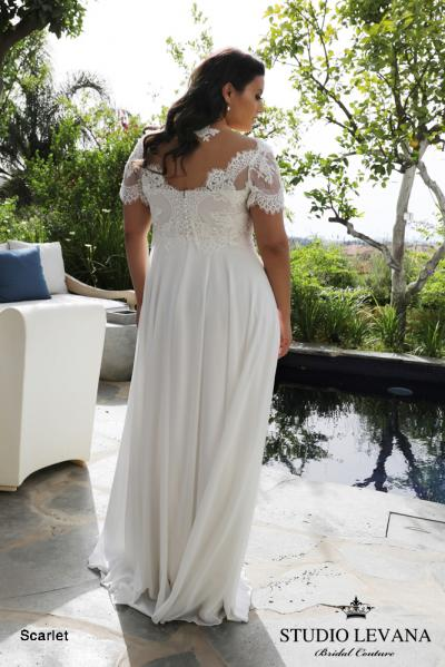 Plus size wedding gowns 2018 Scarlet (1)