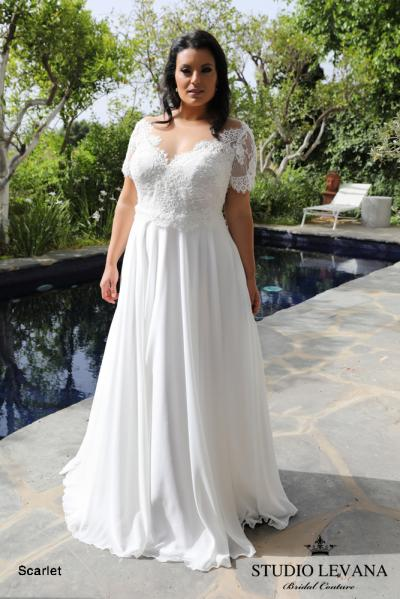 Plus size wedding gowns 2018 Scarlet (4)