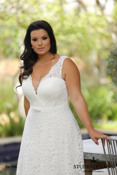 Plus size wedding gowns 2018 Seline (5)