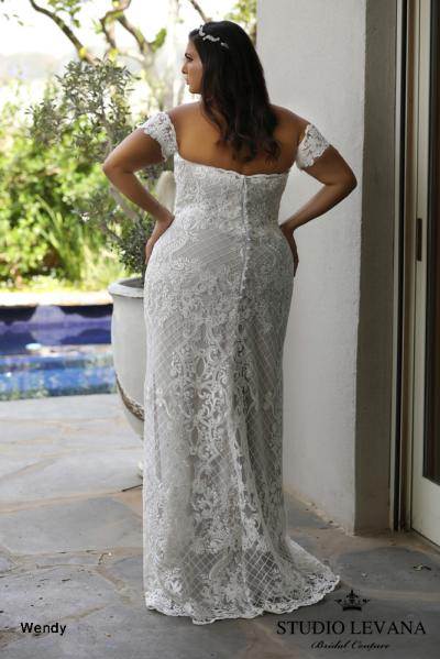 Plus size wedding gowns 2018 Wendy (10)