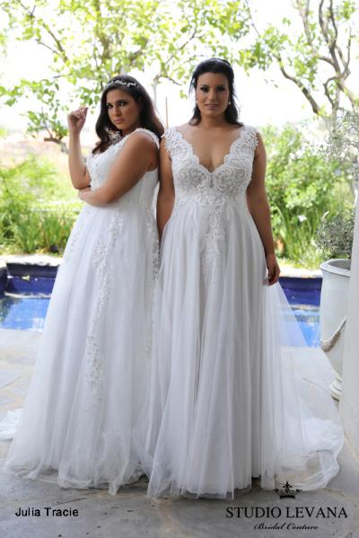 Plus size wedding gowns 2018 julia tracie (2)