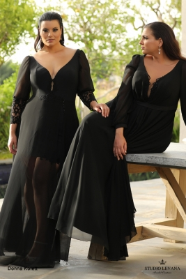 plus size evening gowns Donna Kolett (2)