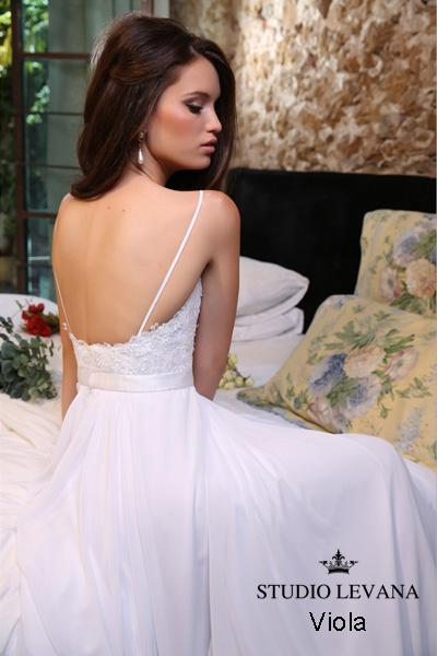 Wedding gown Classic collection  (10)