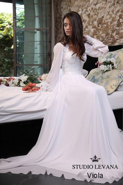 Wedding gown Classic collection  (11)