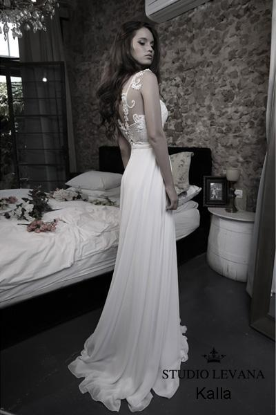Wedding gown Classic collection  (13)
