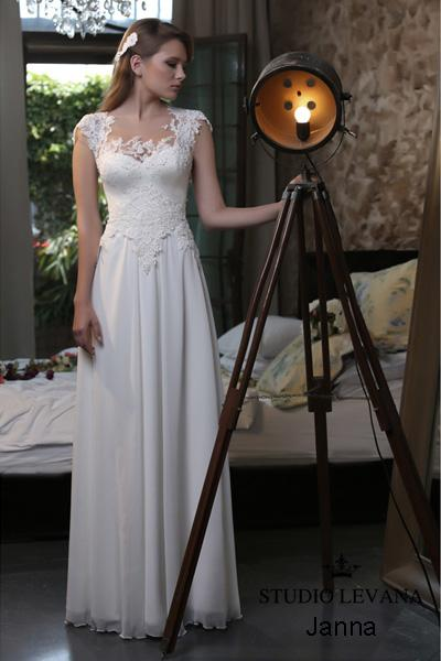 Wedding gown Classic collection  (16)