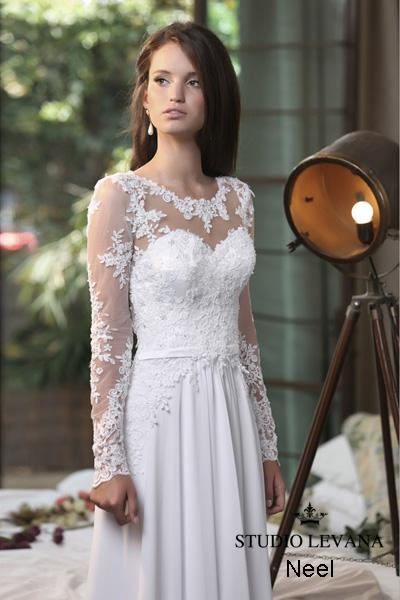 Wedding gown Classic collection  (23)