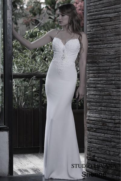 Wedding gown Classic collection  (32)