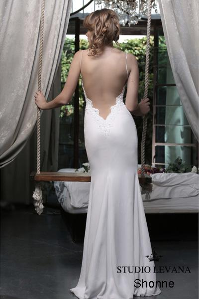 Wedding gown Classic collection  (37)