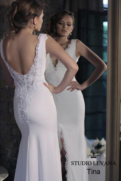 Wedding gown Classic collection  (39)