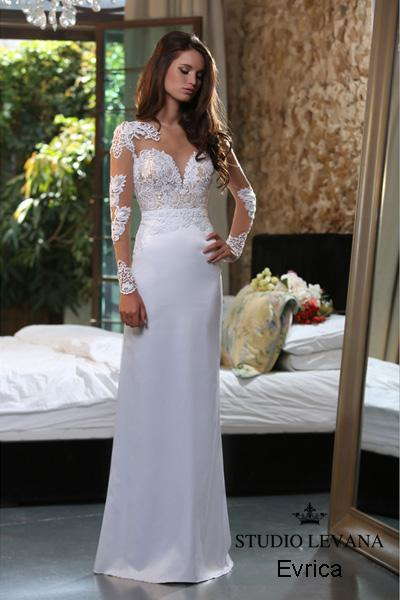 Wedding gown Classic collection  (5)