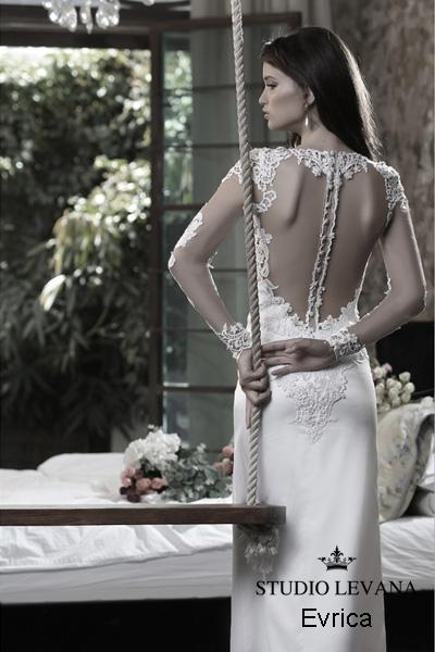 Wedding gown Classic collection  (6)
