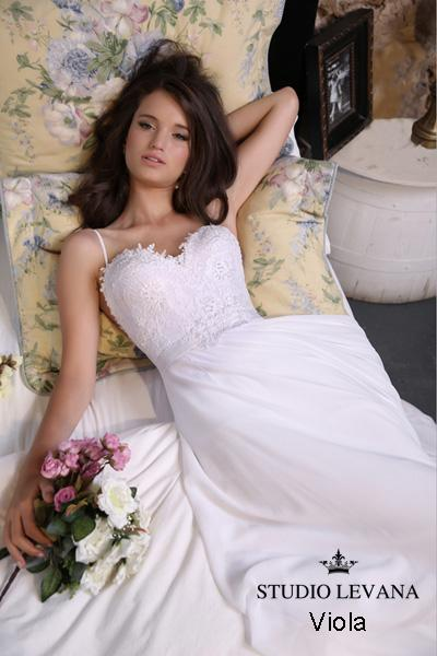 Wedding gown Classic collection  (9)