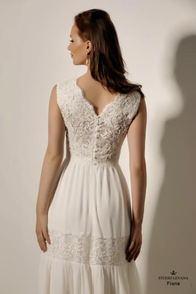 Israely wedding designer infinty collection Fiona (4)