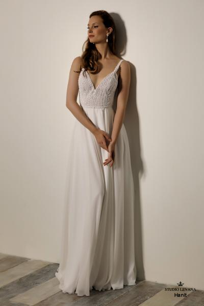 Israely wedding designer infinty collection Hanit (1)