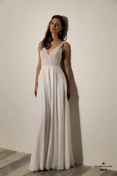 Israely wedding designer infinty collection Hanit (3)