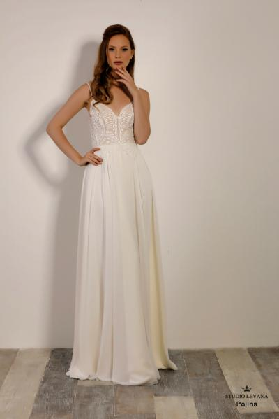 Israely wedding designer infinty collection Polina (1)