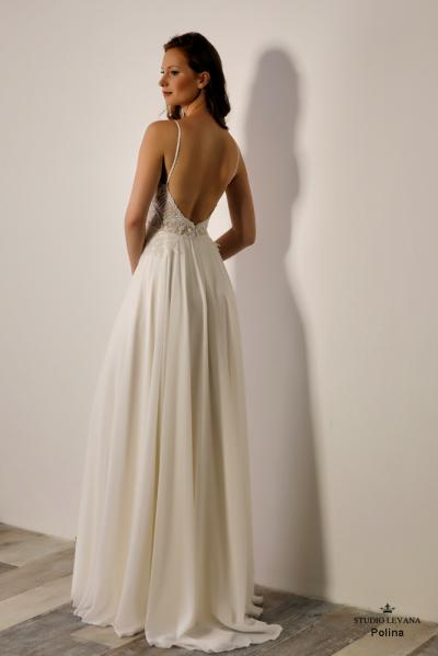 Israely wedding designer infinty collection Polina (3)
