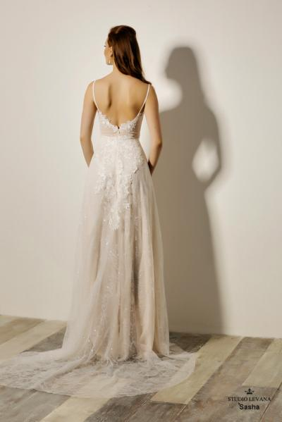 Israely wedding designer infinty collection Sasha (3)