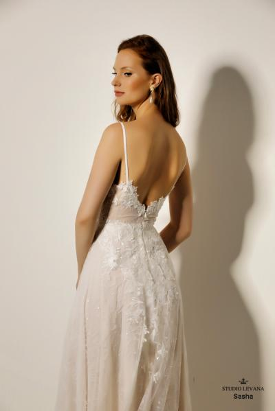 Israely wedding designer infinty collection Sasha (4)