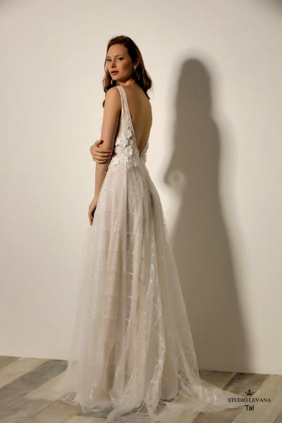 Israely wedding designer infinty collection Tal (5)