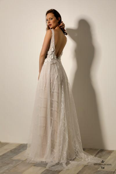 Israely wedding designer infinty collection Tal (7)