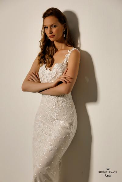 Israely wedding designer infinty collection Una (4)