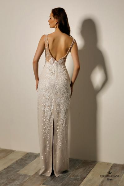 Israely wedding designer infinty collection Una (5)