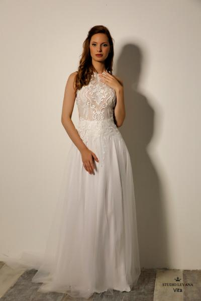 Israely wedding designer infinty collection Vita (1)