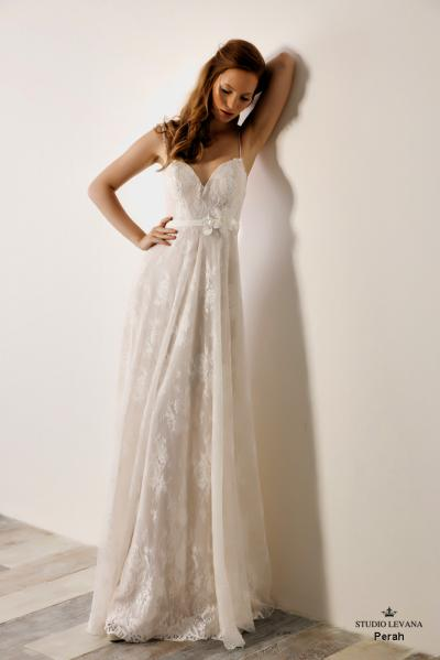 Israely wedding designer infinty collection perah (2)