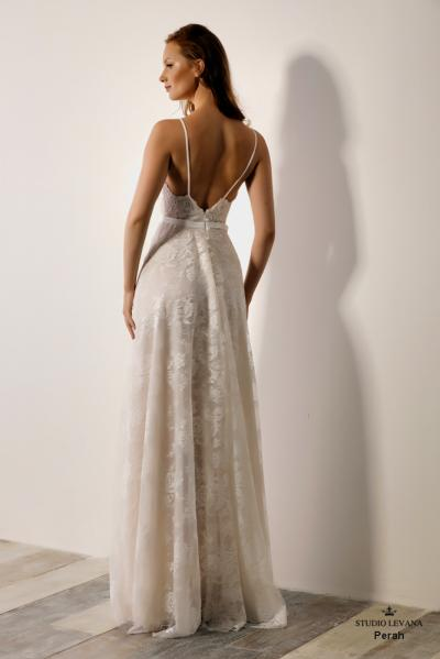 Israely wedding designer infinty collection perah (4)