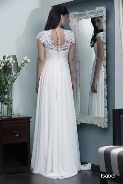 Modest wedding gowns 2015 isabel (2)