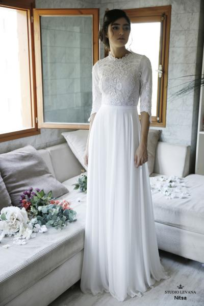 Modest wedding gowns 2016 nitsa (3)