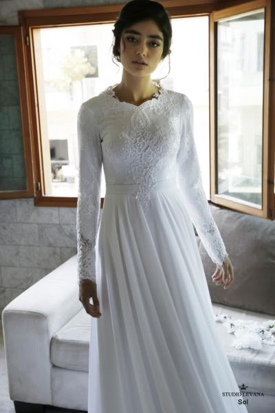 Modest wedding gowns 2016 sol (5)